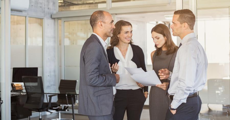 Kancelárie a ich fungovanie: Tieto zásady nepodceňujte!