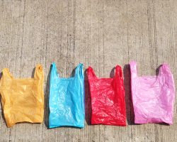 Plastové tašky a zákon o odpadoch